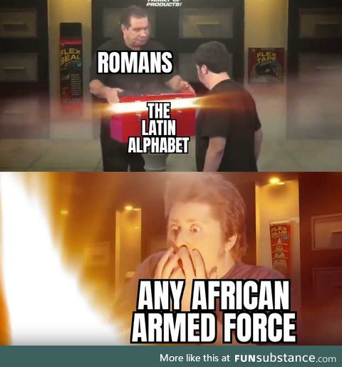 People get annoyed at Eurocentric History but at least it doesn't Assault you with