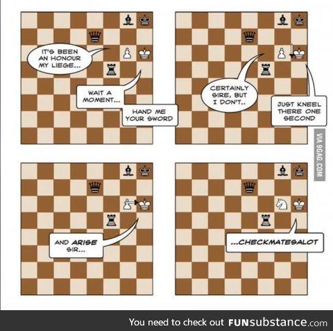 Chess joke