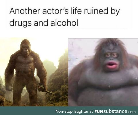 He was such a great actor