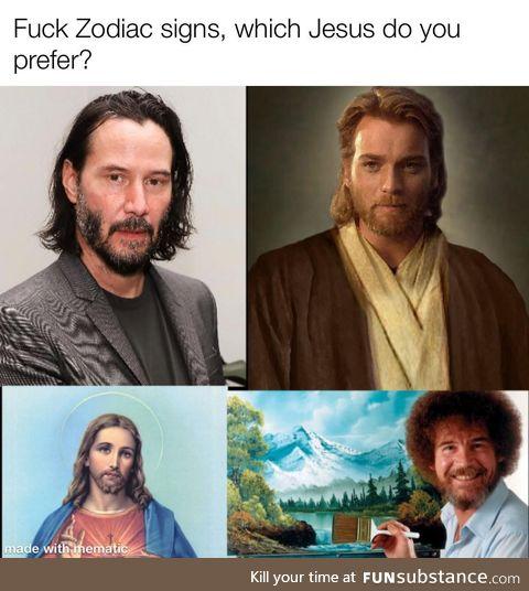 Who do you choose