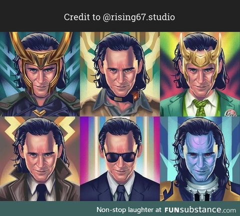 Do you have a favourite Loki variant?