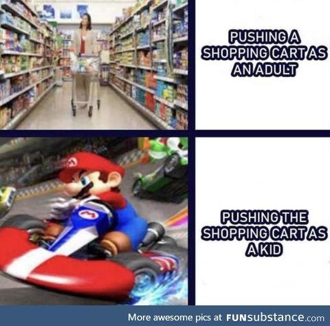 Mario kaarrtt