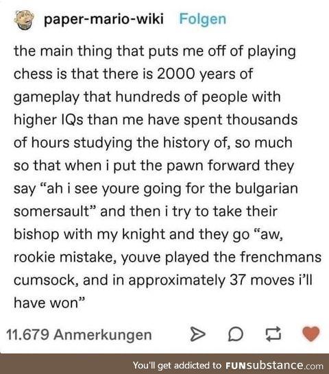 The harambe gambit