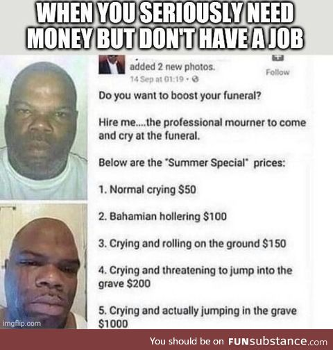 Imma hire this guy