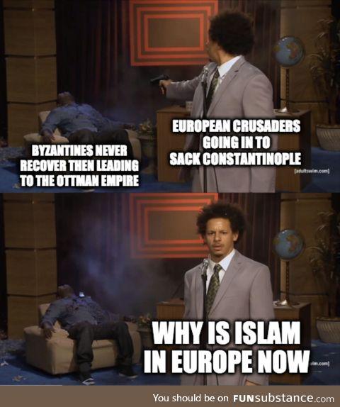 Pov: The 4th crusade