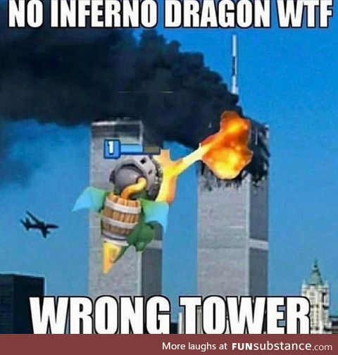 yes i posted a 9/11 meme on 9/11 deal with it