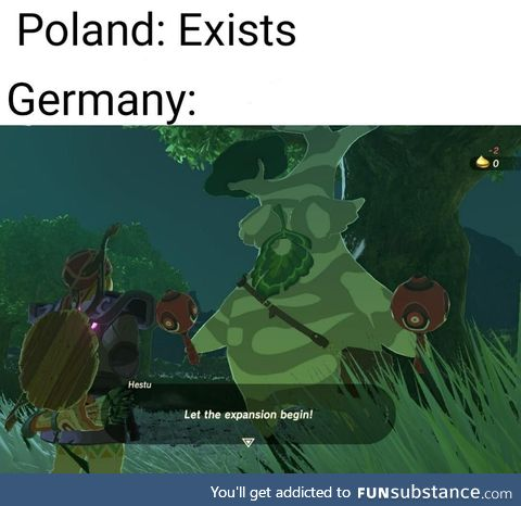 Its time for Anschluss