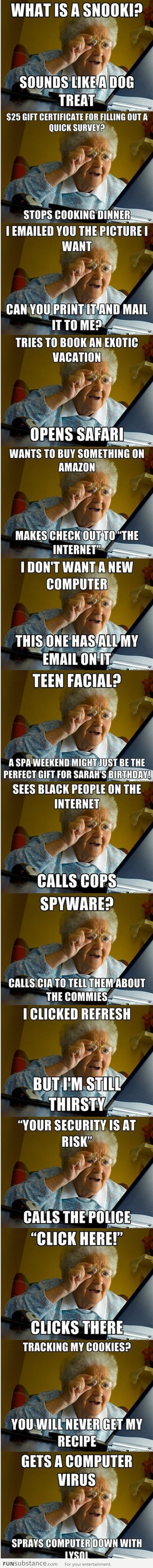 Internet Grandma Surprises Compilation