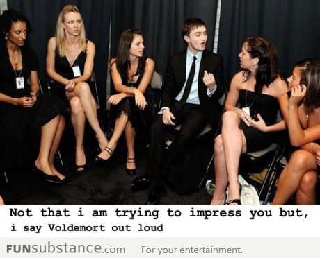 SVOL( Saying Voldemort Out Loud )