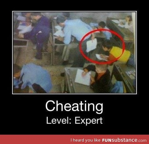 Cheating power level-9001