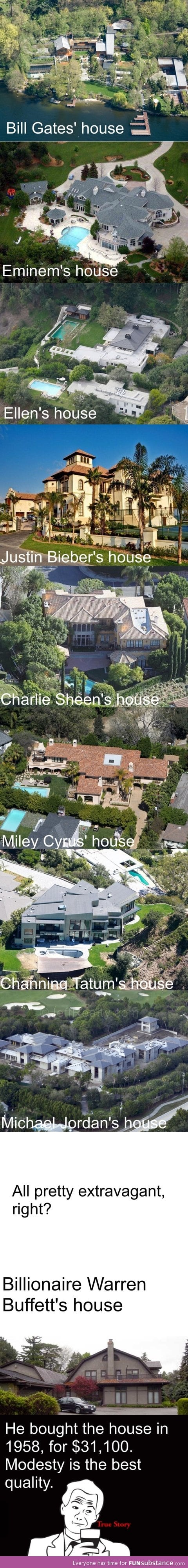 Awesome Celebrity Houses
