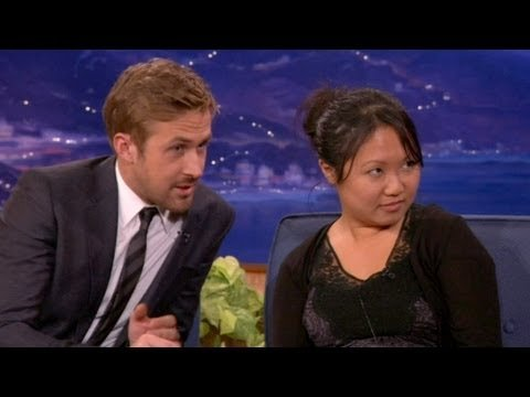 Ryan Gosling picks an interview buddy.
