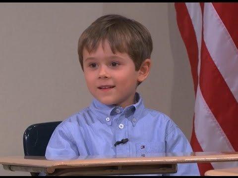 This kid. Arden Haynes