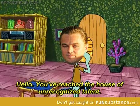 Leo For Best Actor 2014