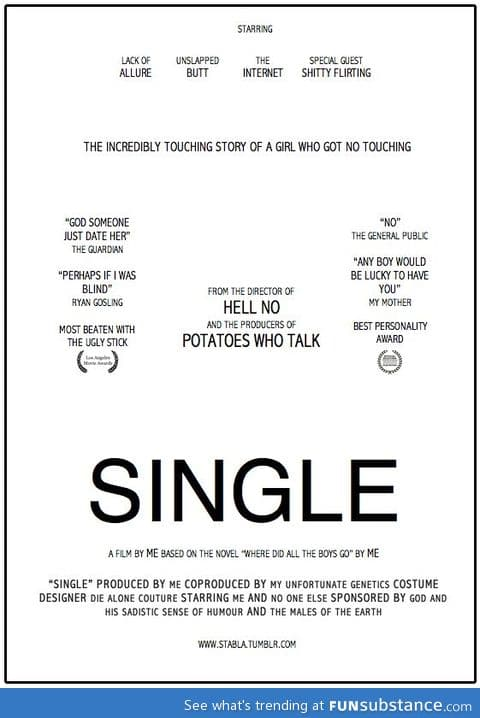 A Biopic About Me