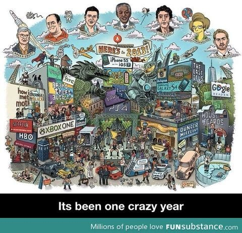 one crazy year